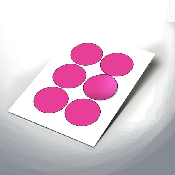 Medium Circle Stickers