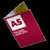 A5 Folded Leaflet