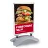 Forecourt Sign