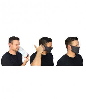 Reusable Anti-Viral Face Mask - Kills 99% Of Viruses 6