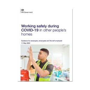 Printed Guidance Document – Working safely during coronavirus (COVID-19) in other people's homes