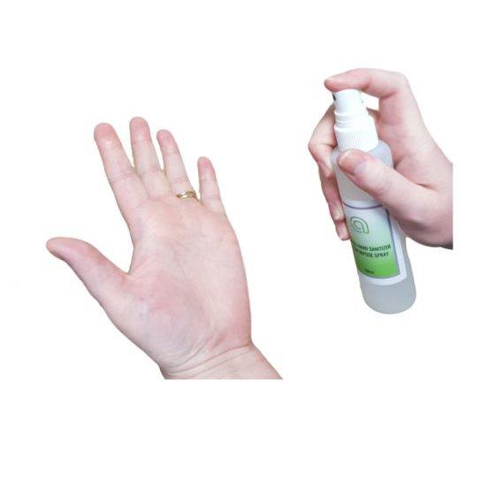 100mlMultipurpose Hand Sanitiser Spray 6