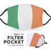 Ireland Flag - Childrens Face Masks 4