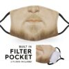 Henry VIII - Childrens Face Masks - 2 Filters Included 2